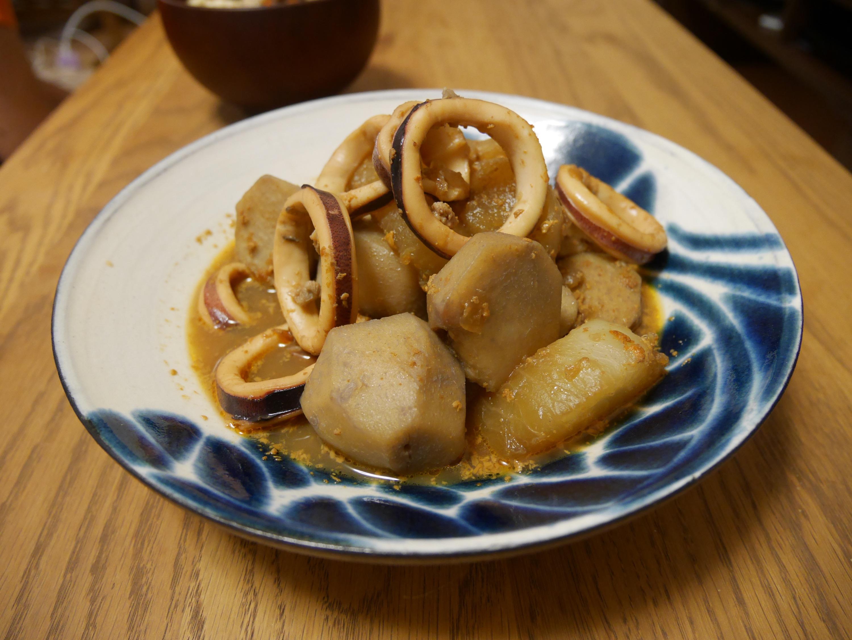 大根 と イカ の 煮物 人気